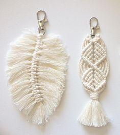 Idées de Porte-clés au Crochet