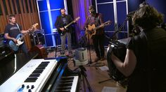 """The Decemberists performing """"Wrong Year"""" Live on KCRW.  New music from 2015."""