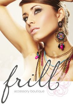 ‏@Chicagoista  A3. LOVE @frill_boutique! Super cute jewelry. #CHIchat