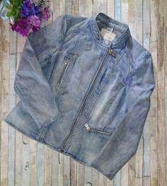 Rebecca Taylor Washed Indigo Blue Denim Peplum Jacket Size 2 NWOT Retail $325 | Clothing, Shoes & Accessories, Women's Clothing, Coats & Jackets | eBay!