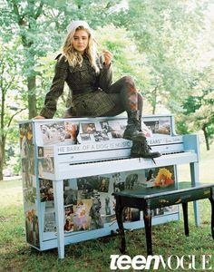 Chloe Moretz – Teen Vogue Magazine (Oct/Nov 2016)