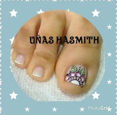 Pedicure Nail Art, Toe Nail Art, Toe Nails, Nail Tutorials, Amelia, Nailart, Feet Nails, Nail Arts, Gorgeous Nails