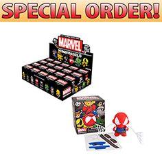 "Kidrobot Frank Kozik Marvel Labbit Mini Series 2 2.5/"" Iron Man Vinyl Figure 3//20"