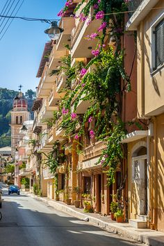 Zakynthos town with its beautiful places and shopping facilities, markets and hot spots.