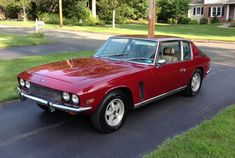 Bid for the chance to own a No Reserve: 1973 Jensen Interceptor at auction with Bring a Trailer, the home of the best vintage and classic cars online. Ford Classic Cars, Classic Cars Online, Jensen Interceptor, Range Rover Sport, Mustang Cars, Ford Models, Chevrolet Camaro, Hot Cars, Muscle Cars