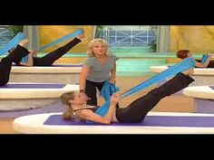 Winsor Pilates Power Sculpting Abs - YouTube