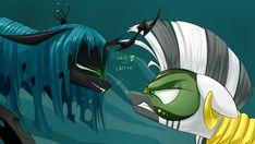 Equestria Daily - MLP Stuff!: GIANT Drawfriend Stuff #1727 - EPIC PONY BATTLE