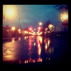 Alpena during Christmas. A place that finally felt like home.