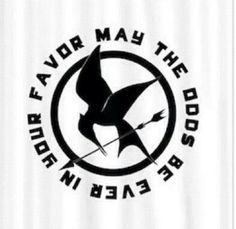 I just want the mockingjay pin, not the words around it.