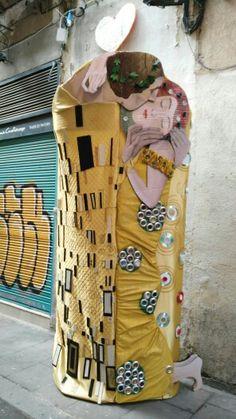 Barcelona Steet art
