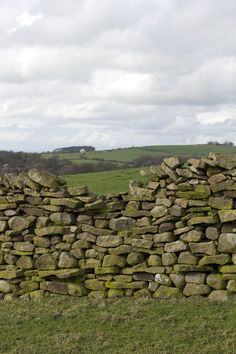 field stone | Free stock photos - high quality stock images | Old drystone wall ...