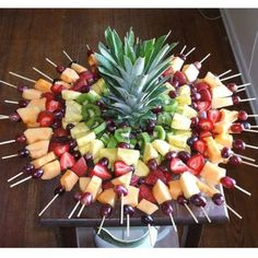 I think we need fruit and low fat cheese along with the pretzels. I often use grapes, oranges, and watermelon for brunches. They go far. I think the mints might be a sugar rush for those with diabetes. More