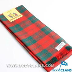 Erskine Red Clan Tar