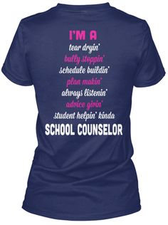 Country School Counselor!