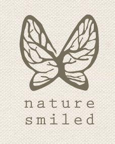 Custom Logo Design Created For Nature Smiled