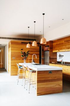 Nature Meets Modernity in This Artful Melbourne Home   MyDomaine AU