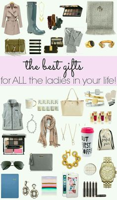 Best Christmas Gifts For Her: 20 Gift Ideas Any Girl Would Love ...