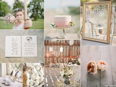 Robin Hood / Sherwood Forest themed pastel wedding