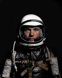 An Irish photographer is colorizing photos from the space race to show how the past really looked.
