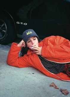 "iplayyourfuries: "" Lana Del Rey by Alexandra Gordienko for Marfa Journal, 2015 """