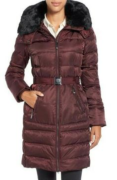 Cute Winter Coats, Winter Jackets, Leather Jacket Outfits, Puffer Jackets, Fashion, Coats, Winter Coats, Moda, Winter Vest Outfits