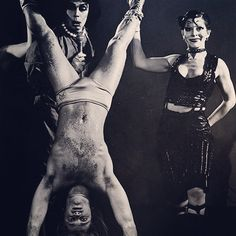 When Tim Curry, Kim Milford and Boni Enten were in The Rocky Horror Show…