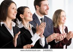 Photo about Happy modern business people applaud. Image of people, clapping, employee - 8752618 Personal And Professional Development, Architecture Photo, Royalty Free Stock Photos, Building, Vancouver, People, Canada, Image, Business