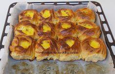 Cozonac cu nuca si rahat - Bunătăți din bucătăria Gicuței Muffin, Mac, Bread, Breakfast, Food, Meal, Brot, Eten, Breads