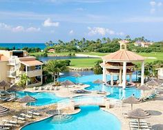 Aruba - Divi Golf Resort Where we are staying!!! Can't wait to lay next to this pool!!!