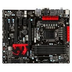 MSI Z77A-GD65 Gaming ATX LGA1155 Motherboard (Z77A-GD65 Gaming) - PCPartPicker