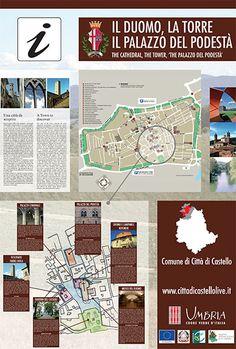 Città di Castello Turismo - Il sistema di segnaletica
