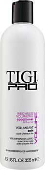 TIGI Pro Weightless Volumizing Conditioner