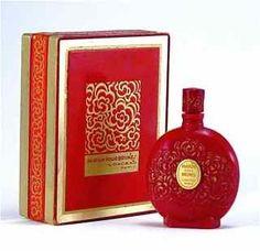 1926 Lionceau Perfume Bottle