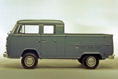 Volkswagen Transporter Pick-Up Double Cabin