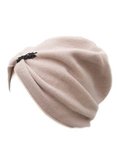This fabulously warm winter slouchy hat is both practical and elegant!  Made from pure new wool, I trust that this hat will keep your head warm on even the coldest of days. The design features a hand beaded design adding just a touch of elegance, the beaded detail is shown in black, but I can also offer an aged copper green, bronze or gold variation, let me know at the checkout if you would like a colour other than black. ITEM DETAILS  • 100% pure new wool. • One Size. • Made to order. •…