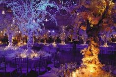 24 Weddings That Really Brought The Wow Factor With Lighting|Bridal Guide