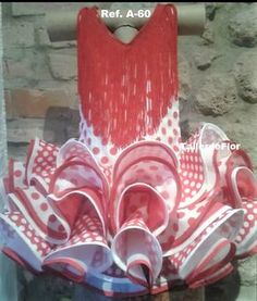 """blog sobre trajes de flamenca para bebés"" ""trajes de flamenca para niñas"" ""trajes de flamenco para bebés"" Outfits, Anos 60, Costumes, Flower, Baby Dress Patterns, Clothes, Style, Outfit, Outfit Posts"