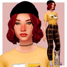 a gnome, appearing in your ghome — PAYTON ELLER // creative, kleptomaniac,. Sims 4 Cc Packs, Sims 4 Mm Cc, Sims Four, Sims 4 Anime, Pelo Sims, Sims 4 Children, Sims 4 Teen, Sims 4 Dresses, Sims 4 Characters