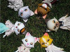 Catsparella: I Want A Nikki Cat Fashion Doll