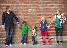 Kendall Price Photography   Urban Family Photo Shoot