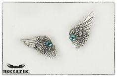 Etsy Greek Street Team: November giveaway - Win an pair of Steampunk Wings!!!