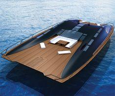 ARKKI Solad Boat - Luxury Floating Home by Janne Leppänen