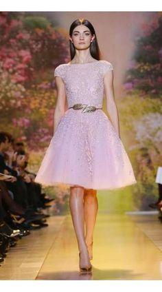 Alta Costura: Zuhair Murad - Primavera-Verão 2014 - Vogue Portugal