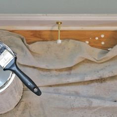how to remove paint splatter from wood floors diy. Black Bedroom Furniture Sets. Home Design Ideas
