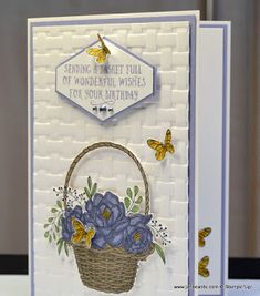 JanB Handmade Cards Atelier: NEW Sale-a-bration Gifts Available