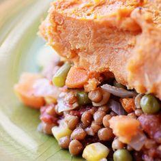 """Pâté chinois"" orange Brunch, Orange, Vegetables, Cooking, Desserts, Recipes, Food, Suppers, Lentils"