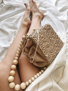 With a natural wooden beads and beautiful fabric beige lining, this shoulder straw bag is beautiful on the go.This not big, but stylish bag is perfect for your dinner date or night on the town. Diaper Bag Backpack, Diaper Bags, Popular Handbags, Straw Handbags, Winter Hats For Women, Basket Bag, Beautiful Bags, Shoulder Handbags, Bag Accessories