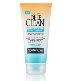 they discontinued the neutrogena cleanser/mask i used to use..so i replaced it with this.    i use it in the shower with the clarisonic mia..then once a week as a face mask..love love love.