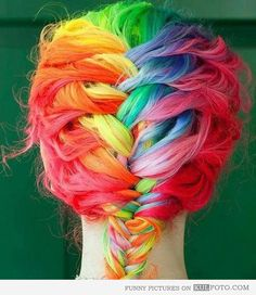 """MY NEXT HAIR DO COMING UP!  LOL...FOR THE """"80'S CAFE"""" KRISTINE!"""