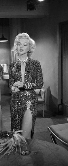 "Marilyn - ""Gentlemen Prefer Blondes"" - 1953"